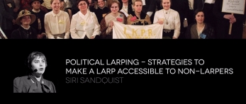 political larping
