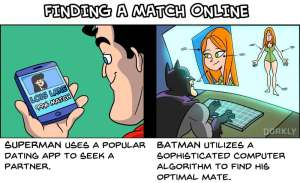 Batman Dating